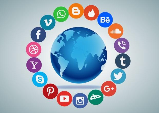 Les réseaux sociaux dans