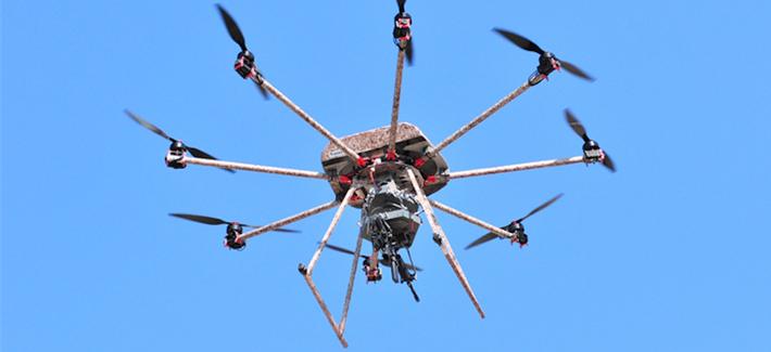 types de drones